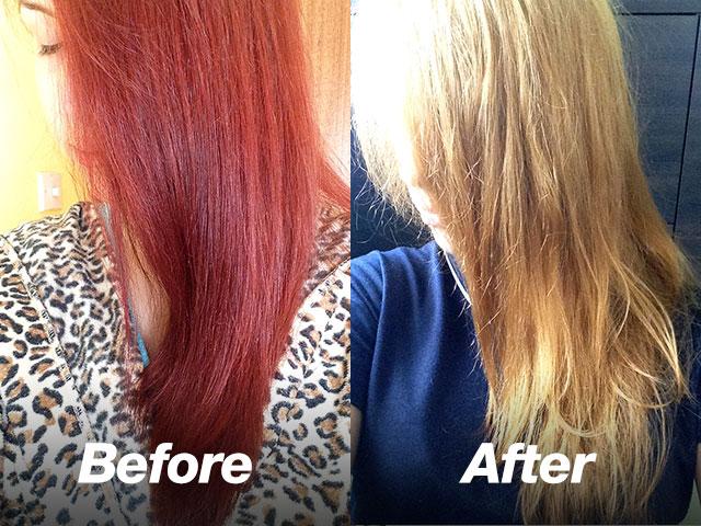 Home Colourb4 Hair Colour Remover