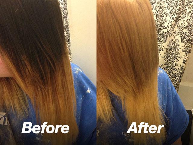 Extra Colourb4 Hair Colour Remover